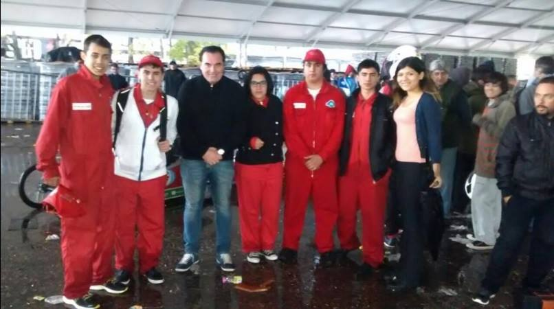 Fundación Códigos apoya a Desafío ECO, en Buenos Aires.