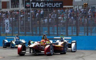 El futuro del automovilismo presente en el Gran Premio de Punta del Este