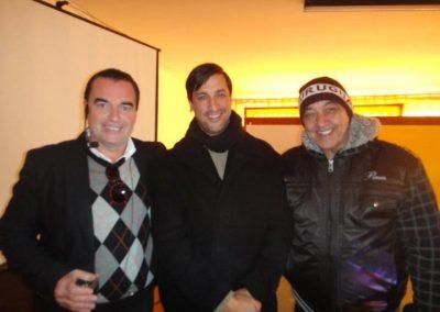 Conferencia en escuela de Piriápolis, Uruguay