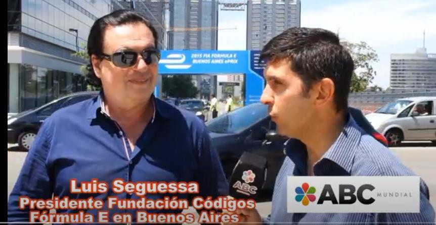 Entrevista a Luis Seguessa en ABC Mundial