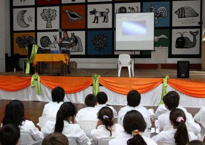 Jornada De Concientización Sobre El Planeta En La Escuela N°5