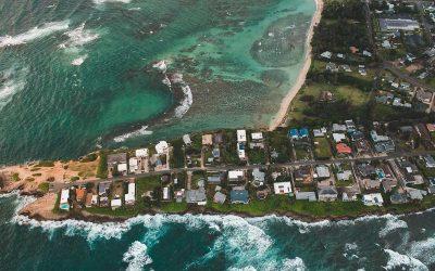 """""""El tsunami de Japón, advierte la agudización del clima y más catástrofes"""" La sequía en Santiago y el país se relaciona con el cambio climático. Se recomienda cultivar alimentos propios y cuidar el agua."""