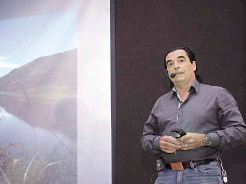 Disertación de Luis Seguessa de Fundación Códigos