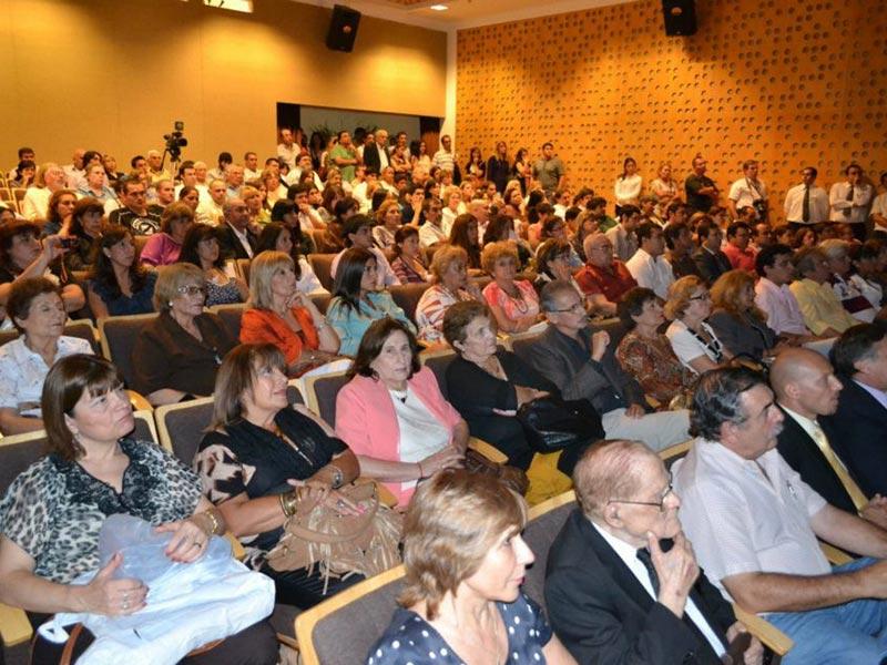 Conferencia Alerta Global de la Fundación Códigos en Argentina