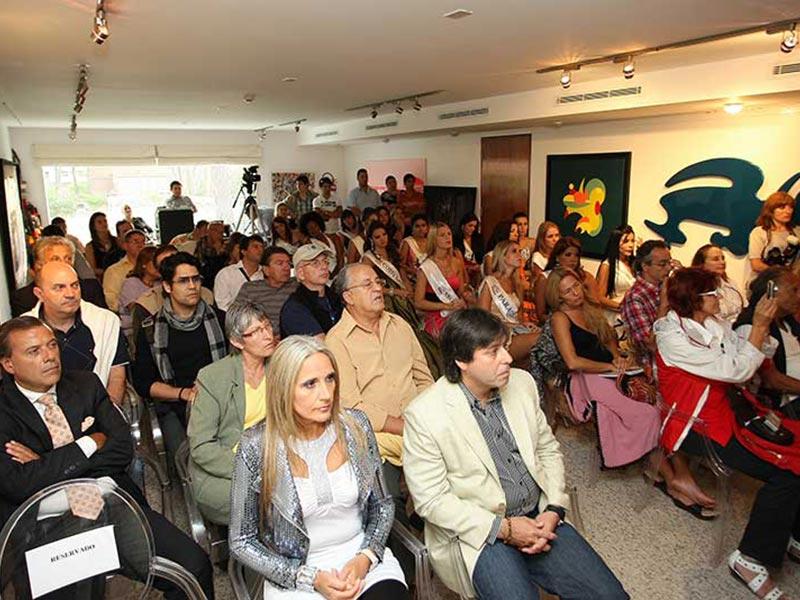 Conferencia Alerta GLobal de Luis Seguessa en Hotel AWA Punta del Este