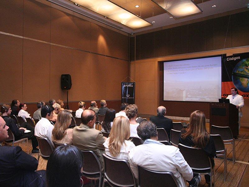 Conferencia Alerta Global con disertación de Luis Seguessa en el Grand Hyatt Sao Paulo