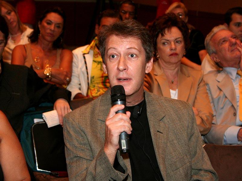 Conferencia Alerta Global de la Fundación Codigos en Grand Hyatt Sao Paulo