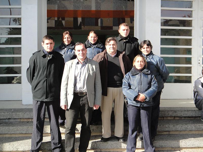 Conferencia Alerta Global en Liceo de San Carlos