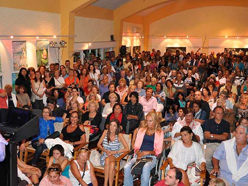 conferencia alerta global de luis seguessa en Punta del Este
