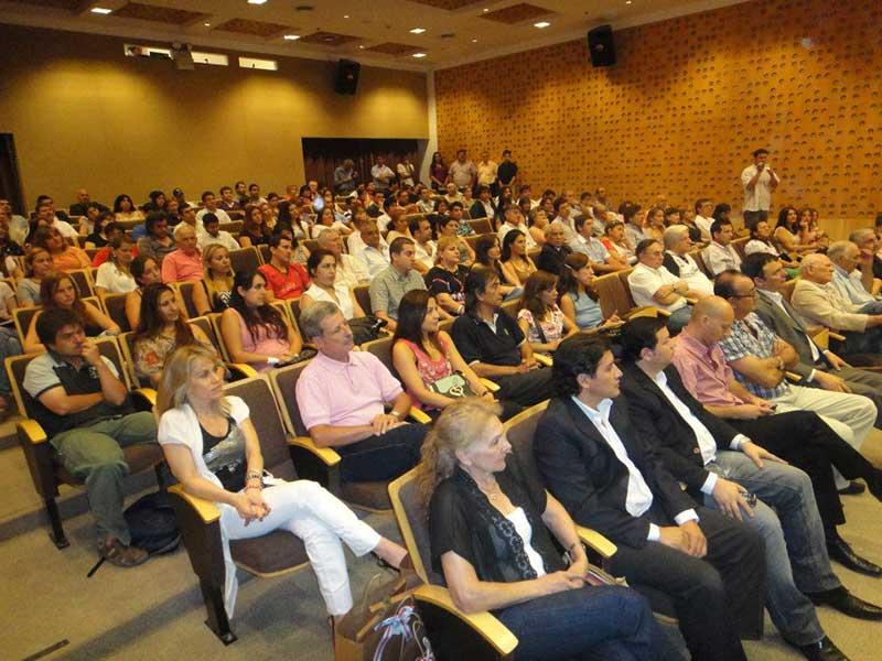 Conferencia en Santiago del Estero, 2012