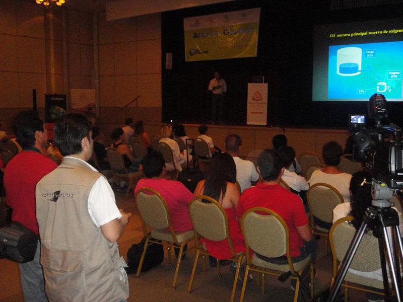 Conferencia en la Riviera Maya, Mexico, 2012