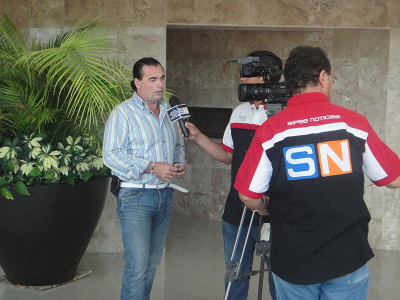 Entrevista a Luis Seguessa en Mexico