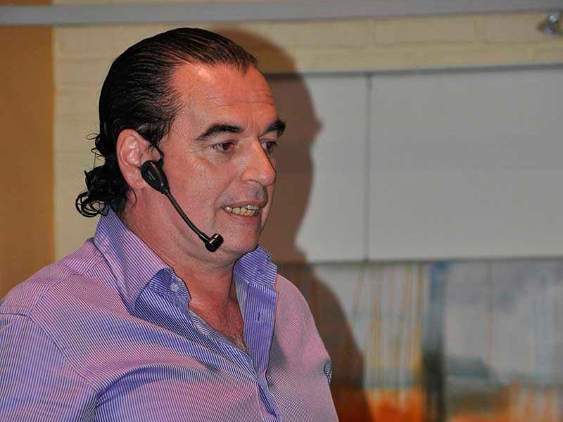 Fundación Códigos.Disertación de Luis Seguessa. Alerta Global
