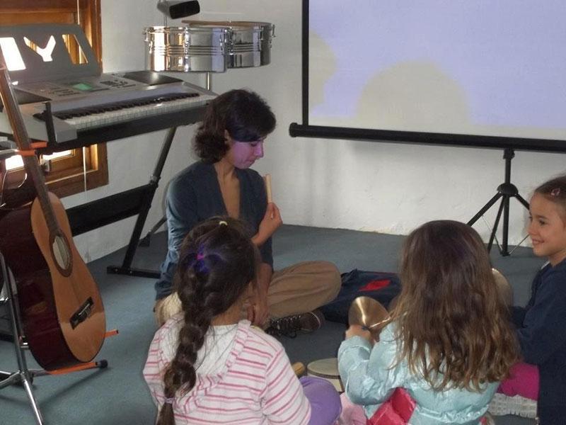 Fundacion Codigos, Música para Todos