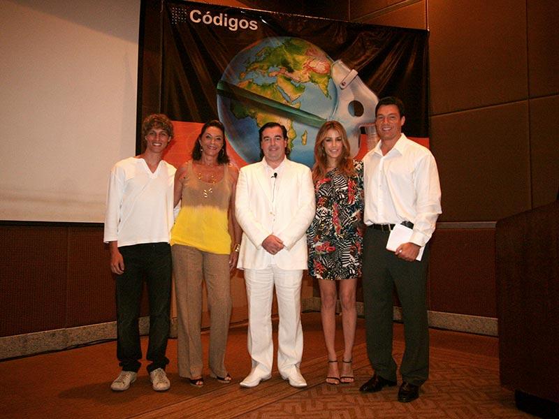 Grand Hyatt Sao Paulo. Conferencia Alerta Global con Luis Seguessa, Beth Szafir, Ricardo Macchi