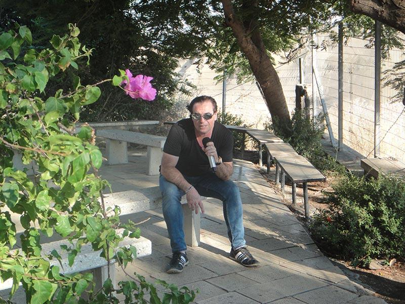 LUIS SEGUESSA EN ISRAEL