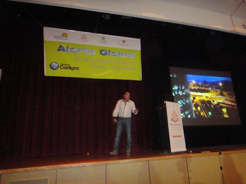 Luis Seguessa en Hacienda Tres Rios Alerta Global