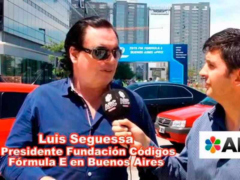 Luis Seguessa y Pablo Pla
