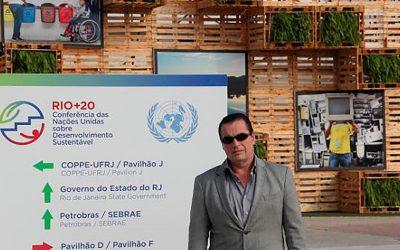 Conferencia en Río +20, Brasil