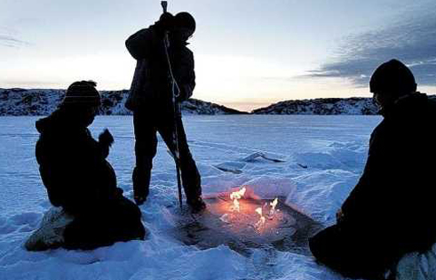 Metano en el Artico